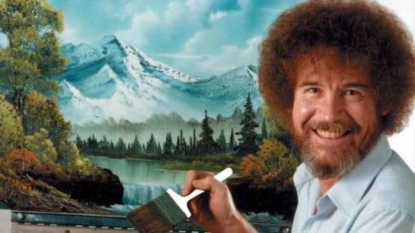 Bob ross persoon