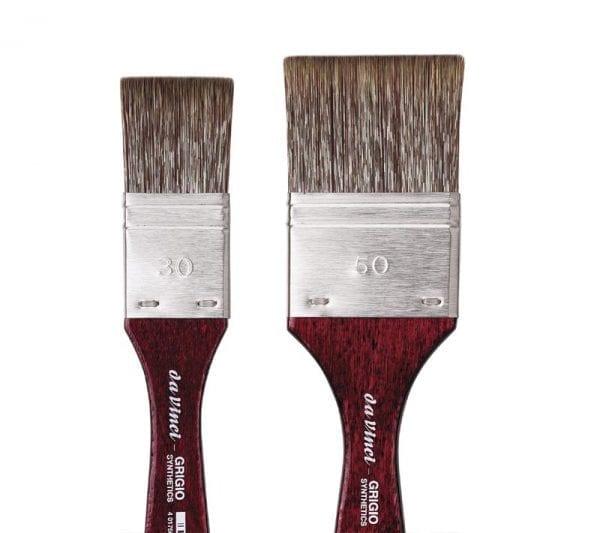 da Vinci GRIGIO Synthetisch Olieverf Acryl Spalter Serie 5096
