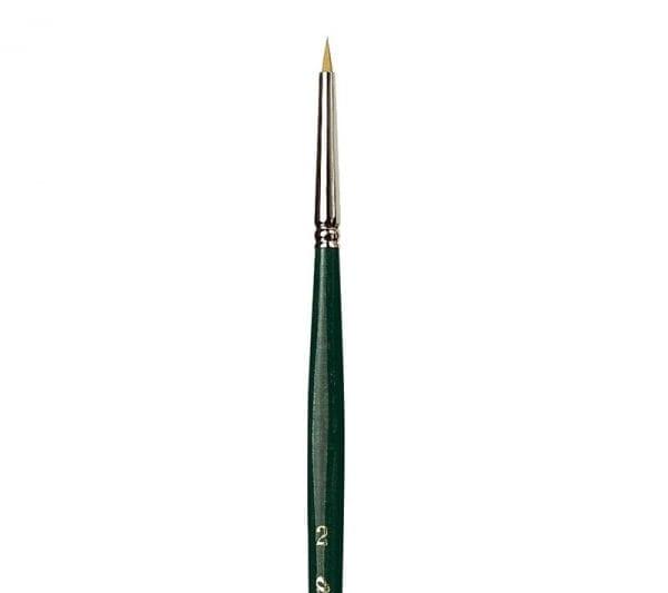 da Vinci NOVA Synthetisch Olieverf Acryl Retoucheer Penseel Extra Kort Serie 5575