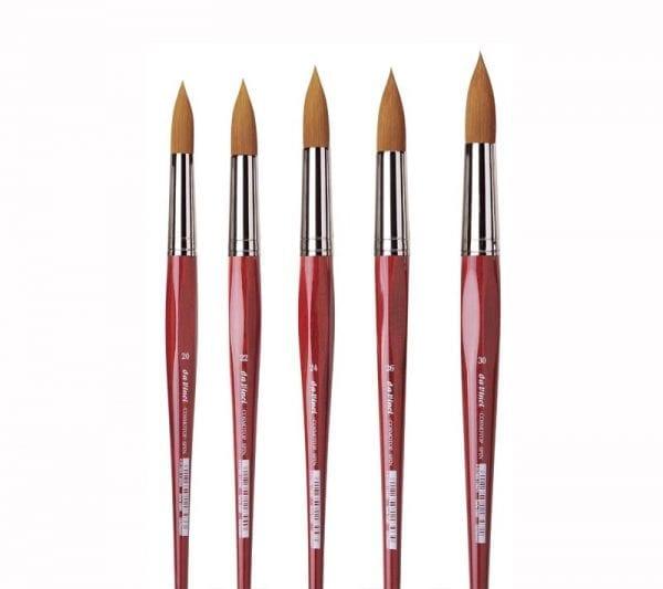 da Vinci Aquarel Penseel COSMOTOP-SPIN Serie 5580 Miniaturen Artbrush