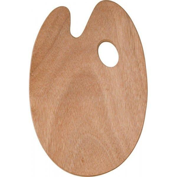 ami houten palet ovaal 5mm