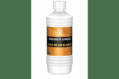 gebleekte lijnolie 500 ml